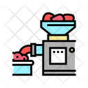Grinding Meat Device Icon