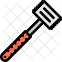 Meat Hammer Kitchen Icon