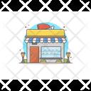 Meat Shop Steak Shop Butcher Shop Icon