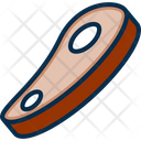 Meat Slice Icon