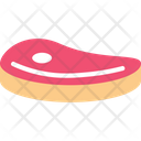Meat Slice Meat Slice Icon