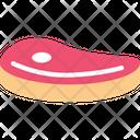 Meat Slice Icon