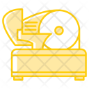 Slicer Meat Appliance Icon