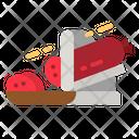 Meat Slicer Slicer Meat Icon
