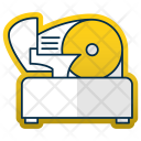 Meat Slicer Equipment Icon