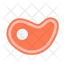 Meat Slices Icon