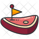 Meat Steak Icon