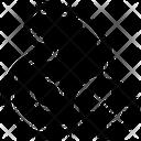 Virus Transmission Infection Icon