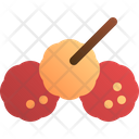 Meatball Meat Beef Icon