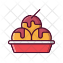 Fast Food Meal Meatball Icon