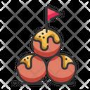 Imeatballs Meatballs Meat Icon