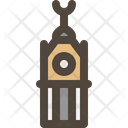 Mecca Royal Clock Icon