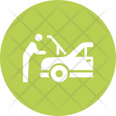 Mechanic Car Service Icon
