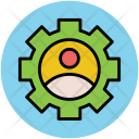 Mechanic Engineer Infographic Icon