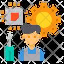 Mechanic Device Icon