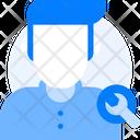 Configuration Person Profile Icon