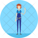Mechanic Repair Service Icon
