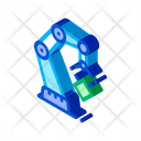 Mechanic Transport Crane Icon