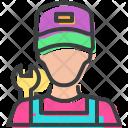 Mechanic Icon