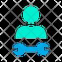 Service Garage Car Icon