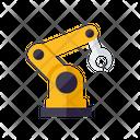 Mechanic Arm Icon