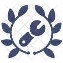 Mechanic Badge Icon
