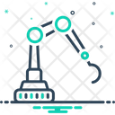 Mechanical Arm Mechanical Arm Icon