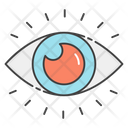 Mechanical Eye Cyber Eye Cyber Security Icon