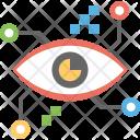 Mechanical Eye Icon