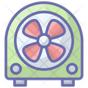 Mechanical Fan Icon