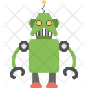 Man Bionic Intelligence Icon