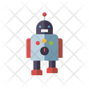 Mechanical Toy Robot Toy Icon