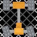 Mechanism System Car Icon