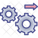 Engine Implementary Mechanism Icon