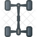 Mechanism Frame Chassis Icon