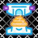 Meconium Newborn Feces Icon