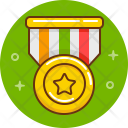 Medal Badge Game Icon