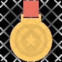 Medal Prize Reward Icon