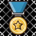 Medal Seo Web Icon