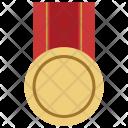 Medal Pride Prize Icon