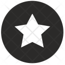 Medal Label Star Icon