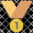 Medal Position Award Icon
