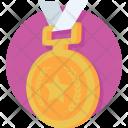 Medal Position Emblem Icon
