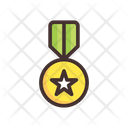 Medal Army Badge Military Badge Icon