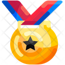 Medal Awards Gold Icon