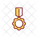 Medal Badge Honor Icon