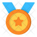 Medal Medallion Achievement Icon