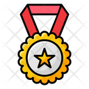 Medal Champion Medal Olympics Medal Icon
