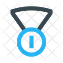 Medal Prize First Place Icon