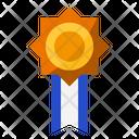 Medal Ribbon Winner Icon